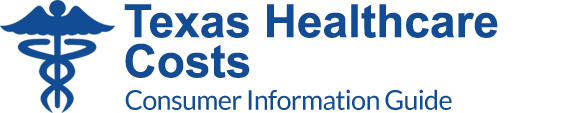 Texas Healthcare Costs - Consumer Information Guide Logo